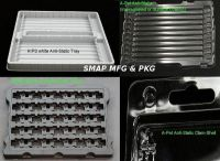 Anti-static & Conductive Packaging Trays