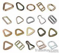 O Rings, D rings, Delta rings