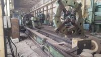 Heavy duty lathe Skoda SR 2000 x 10000 mm