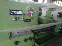 Lathe engine Bulgarian C13MB, 800 x 3000 mm, refurbished