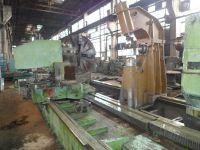 Heavy duty lathe IUG CRAIVA  SNG 2000 x 8000 mm