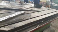 Boring table TOS E20, 2000 x 2000 mm