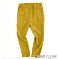 Slim feet in waist pants Harlan taste