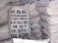 Titanium Dioxide (Anatase/Rutile tio2)