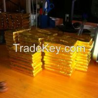 Crude Oil, Gold Bars,Dust & Diamond