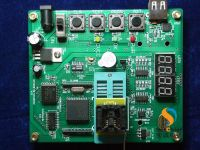AT88SCXXX Reader/Programmer KIT/AT88SC0104C/CA/including C program/SC-RWP2_USB