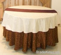 Table cloth / table cover / table linen