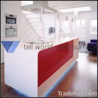 solid surface corian acrylic countertop