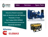 China Diesel generator Lester 22kva soundproof with 12 months warranty delivery all over Pakistan