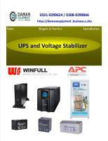 UPS APC SUA 5000 (USED) delivery all over Pakistan
