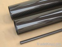reinforced carbon fiber tube