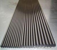 R/C plane high strength carbon fiber tube