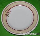 Melamine table ware