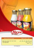 Fruits nectar & drinks