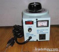 manual toroidal voltage regulator