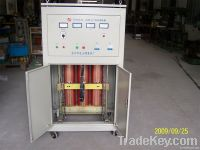 Column electric voltage regulator