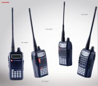 100channels with voice prompt TG-42AT handheld radio