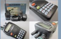 Original clear voice prompt TG-5A two way radio with PC programmable