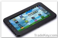 "7"" capatitive Google Android 2.3 GPS/bluetooth/phone calling Tab PC"