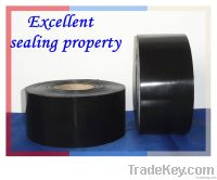 Cold-applied polyethylene anticorrosion masking tape for pipelines
