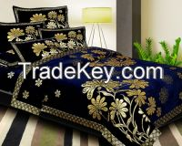 Embroidery Bed Sheets