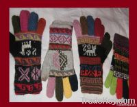 GLOVES ALPACA