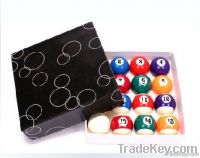 Cheap billiards ball
