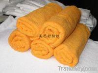 Cotton plain terry towel