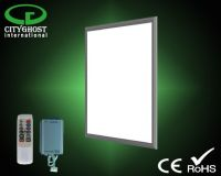 LED SMD IP44 classII remote controlled dimmable square LED panel