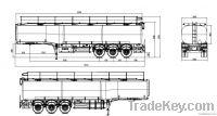 Fuel Tank (Semi Trailer-45M3)