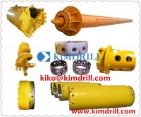 Kimdrill Rock Drilling Auger