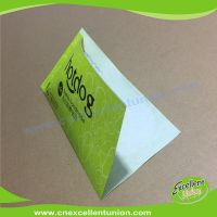 Double side open bread bag milky bun paper bag bun pad paper V-bottom bag