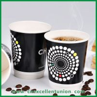 Double Wall Paper Cup custom printing paper coffee cup