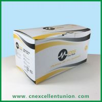 Disposable Protective Face Mask Surgical Mask Box KN95 mask box 50pcs Size Customized Box