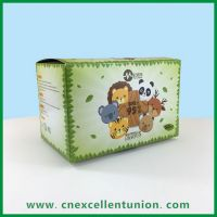 Face Mask Surgical Mask Box KN95 mask box 50pcs Size Customized Box