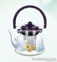 Teapot Kettle Glass Stovetop Glass Coffee Pot Kettle