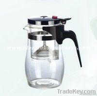 Tea Maker Glass Teapot Cup