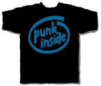 Punk Inside T-Shirt