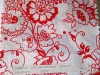 Printed fabric/ spandex fabric