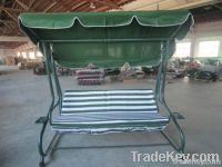 Garden swing chair/bed