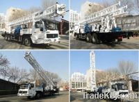 water well drilling rig /400 meters