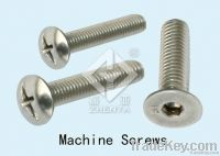 stainless steel screw(self-tapping/machine screw)