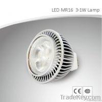 White LED Spotlight