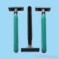 TB-007 twin blades disposable shaving razor