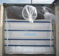 Container Manufacturer Dry Bulk Container Liner for Transportation of PET Resins