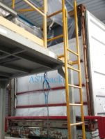 Sea Bulk Container Liner For Transportation of Wheat