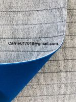 Nonwoven Stripe Zebra Insole Board with Blue EVA for Shoe Insole Materials