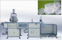 Semi- Automatic Plastic Thermoforming Machine
