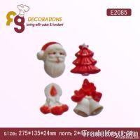 PC Chocolate Mold -Father Christmas