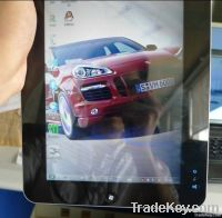 "10"" Winds7 Tablet Pc, Dual Corn, Support 3G model"